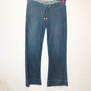 Sz 6/28 Lucky Brand Easy Fit Denim Pants